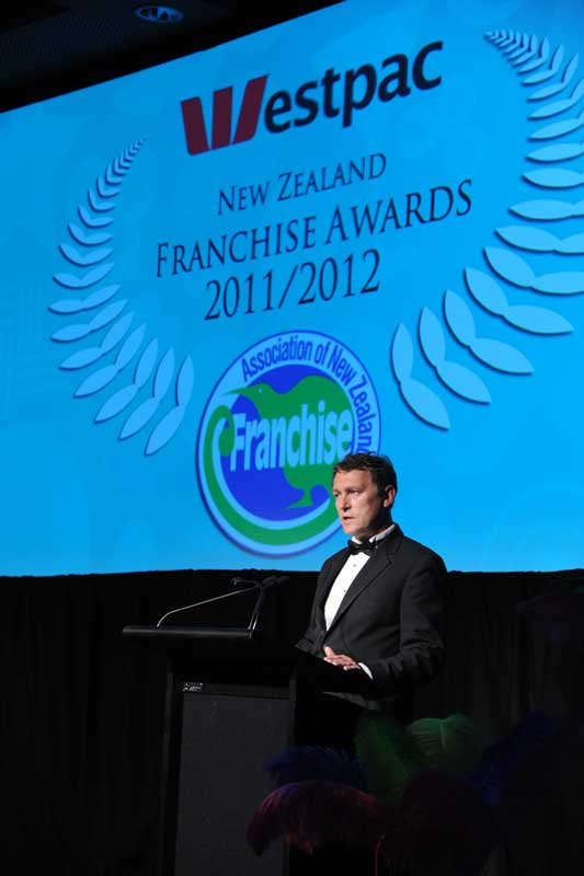 FANZ chairman David Foster launches this year's Awards