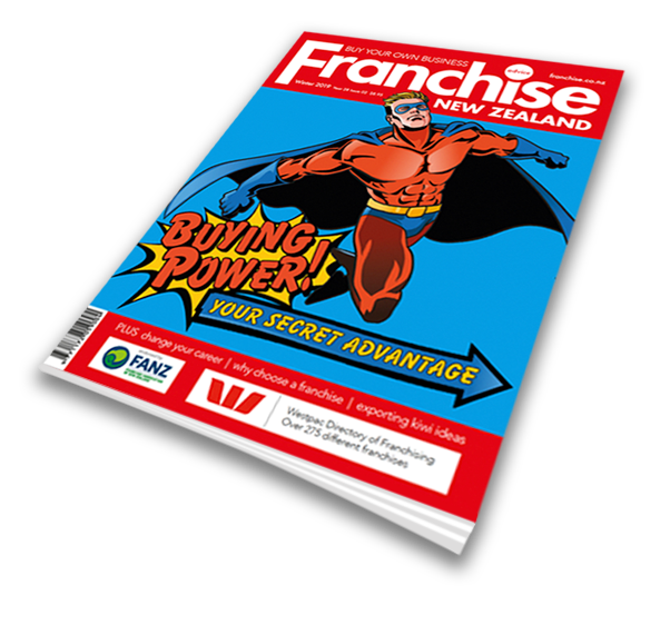 Food and Beverage - Franchise New Zealand