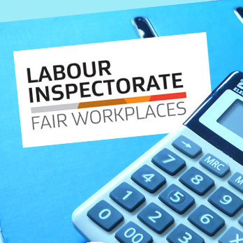 Calculating payroll, holiday pay and minimum wage payments accurately is a must as the Labour Inspectorate ramps up random audits of small businesses.