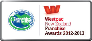 Westpac NZ Franchise Awards 2012_2013