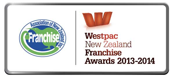Westpac New Zealand Franchise Awards 2013/2014