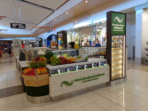 The new-look New Zealand Natural at Westfield Albany