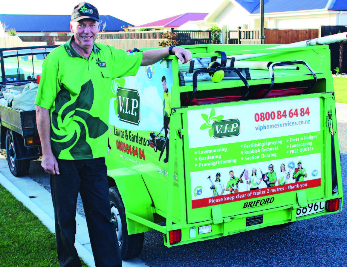 V i p home services when it s time for starting over for Vip lawn mowing services
