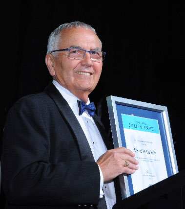 David McCulloch is inducted into the New Zealand Franchising Hall of Fame