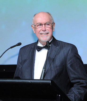 David Munn is inducted into the New Zealand Franchising Hall of Fame