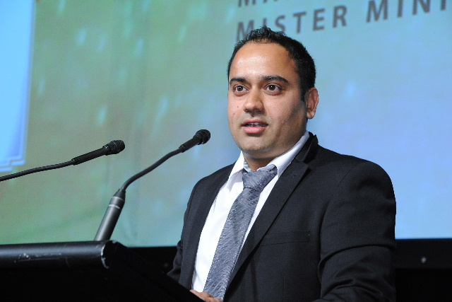 Maninder Singh, Mister Minit The Base, Te Rapa - Best Franchisee, Retail