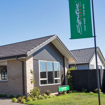 Signature Homes is one of New Zealand's oldest-established home building companies.