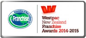 Westpac New Zealand Franchise Awards 2013/2014