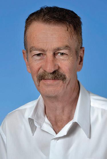 Murray Hamilton, Paramount Services National Manager